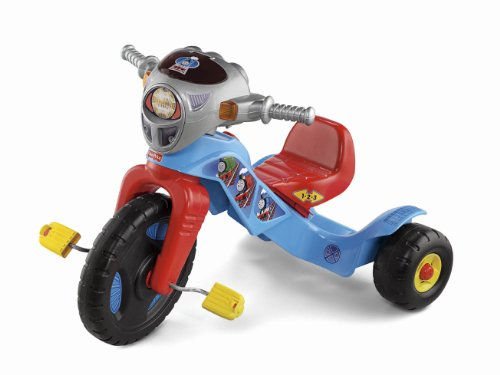 Why Should You Buy Fisher-Price Thomas the Train Lights and Sounds Trike