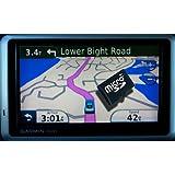 Ecuador GPS Map (SD Memory Card / Garmin Compatible)