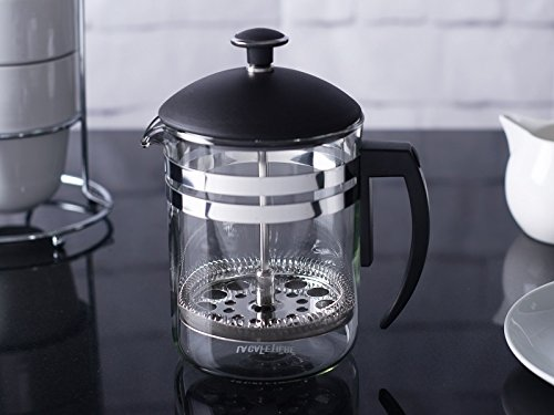La Cafetiere Havana 4 Cup Ground Coffee Maker With Scoop