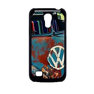 Vibhar printed case back cover for Samsung Galaxy S4 Mini OldVegan