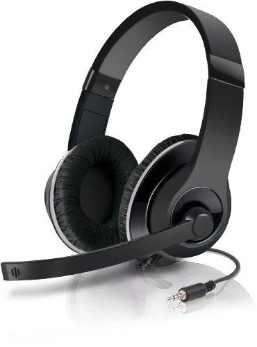 Speedlink AUX Stereo Headset schwarz/silber