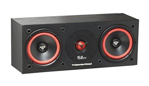 Cerwin Vega SL25C SL Series Dual Center Channel Speaker
