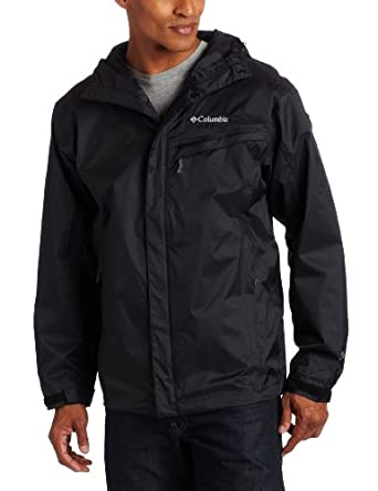 Columbia Men's Watertight Jacket哥伦比亚冲锋衣,Boulder$52.00