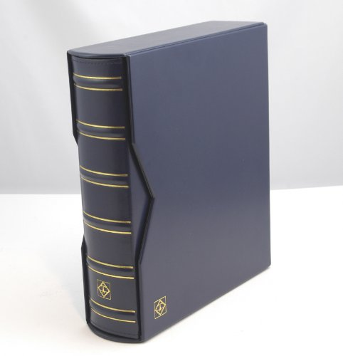 Lighthouse Vario-G Classic Binder with Slipcase, Royal Blue