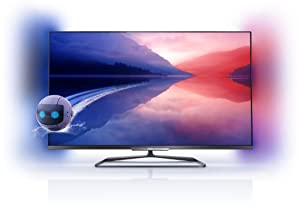 Philips 42PFL6008H/12 TV LCD 42'' (107 cm) LED HD TV 1080p 3D Smart TV 3 USB Noir Classe: A++