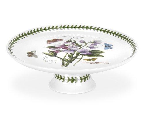 Portmeirion Botanic Garden Footed Cake Plate