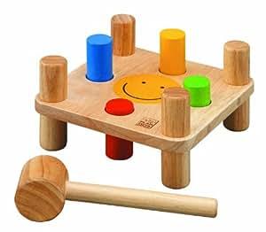 Plan Toy Hammer Peg