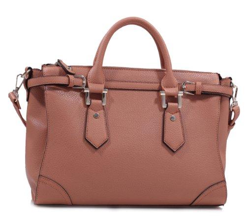 Mylux® Fashion Designer Large Shoulder Handbag 507580 Tn