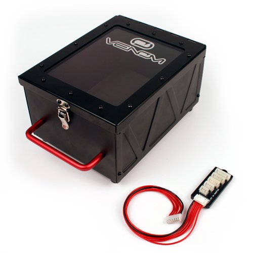 Venom Stronghold Solo Battery Charge Box