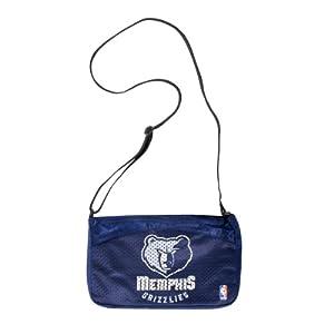 NBA Memphis Grizzlies Jersey Mini Purse by Little Earth