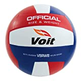 Voit V5RWB Rubber Volleyball