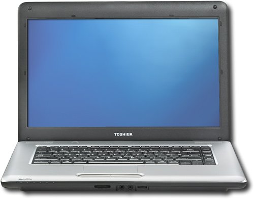 Toshiba Satellite L455-S5975 - C 900 / 2.2 GHz - RAM 2 GB - HDD 250 GB - DVD?RW (?R DL) / DVD-RAM - GMA 4500M - WLAN : 802.11b/g - Windows 7 Home Premium - 15.6
