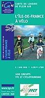 82005 l'Ile-de-France a Vélo 1/100.000