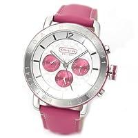 [コーチ] COACH 腕時計 ショッキングピンク ラージサイズ マルチカレンダー レディースウオッチ 14501651 S [並行輸入品]