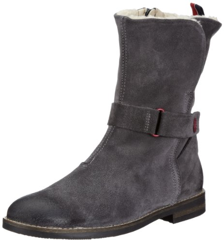 Tommy Hilfiger Girls MEIZ 3A Boots FG56814576 Grey 2.5 UK