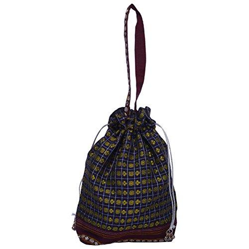 Tilika Tilika Dharwad Khann Potli Bag