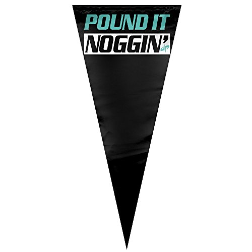 dude-perfect-pound-it-nogginmint-green-home-house-printed-garden-flags-12-x-30