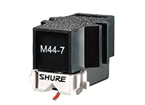 Shure M44-7 Standard DJ Turntable Cartridge by Shure
