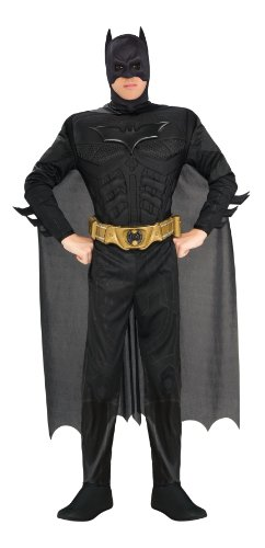Rubies Costume Co The Dark Knight Rises Deluxe Adult Batman Costume at Gotham City Store