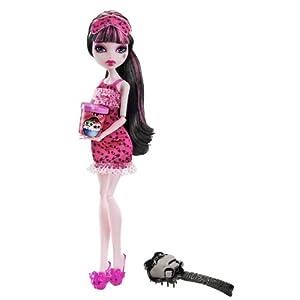 Monster High Dead Tired Draculaura Doll