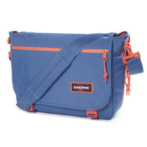 Eastpak Unisex-Adult Delegate Messenger Bag EK07638G Blackout Orange