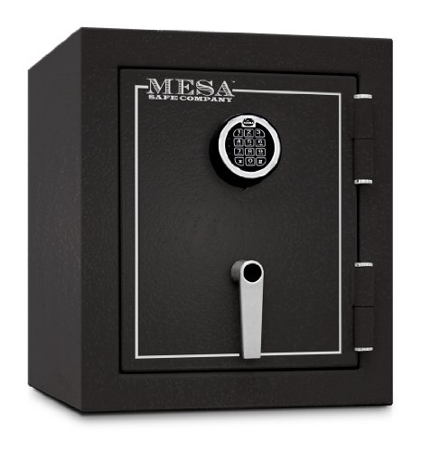 Mesa Safe Company Model MBF1512E Burglary and Fire Safe with Electronic Lock SandstoneB001D6CJK4