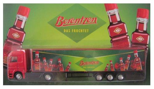 Berentzen Nr.17 - Wild Kirsche - MB Actros - Sattelzug