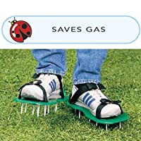 Lawn Aerator Sandals from Miles Kimball