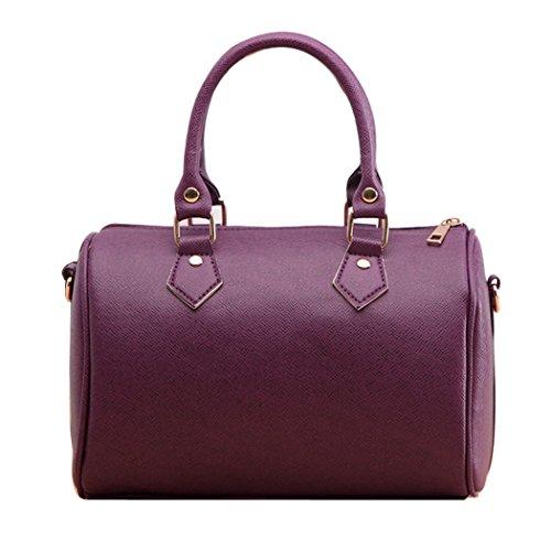 tote-bags-all4you-donne-pu-cuoio-borsa-tote-leggero-lavoro-occasionale-bagpurple