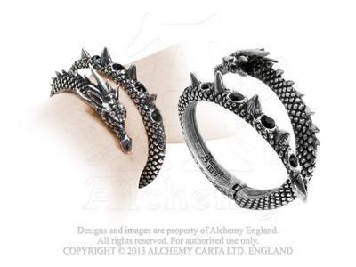 Vis Viva Bracelet by Alchemy Gothic, England