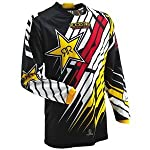 Thor Motocross Youth Phase Rockstar Jersey - Medium/Rockstar