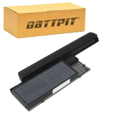 Battpitt™ Laptop / Notebook Battery Replacement for Dell PC764 (6600mAh / 73Wh) (Ship From Canada)