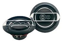Rockford Fosgate Punch 6-Inch Full Range Triaxial Speakers