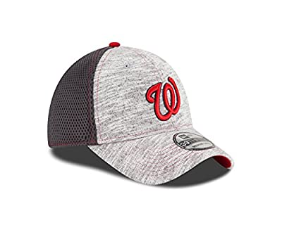 MLB Washington Nationals 2016 Clubhouse 39Thirty Stretch Fit Cap