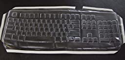 Viziflex Seels Inc 483G104 Logitech K120 Keyboard Cover