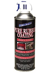 Blue Magic 950-06PK Pure Rubber Coating - 15 oz., (Pack of 6)