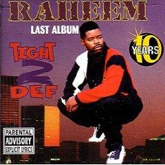 Raheem The Dream U Don't Know U Betta Ask Somebody