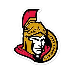 Ottawa Senators NHL car bumper sticker decal (4\