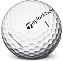 24 Taylormade Penta TP5 AAAA Recycled Golf Balls, Near Mint, 24-Pack