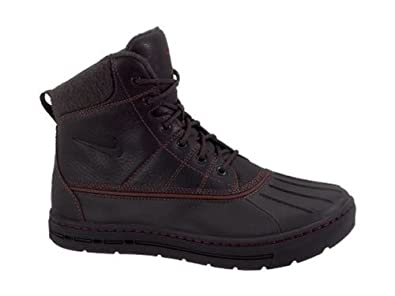 NIKE ACG Woodside Men's Boots Shoe, Tar/Oxen Brown