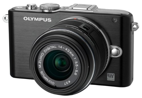 Olympus PEN E-PL3 with m.Zuiko 14-42mm Lens Low Price