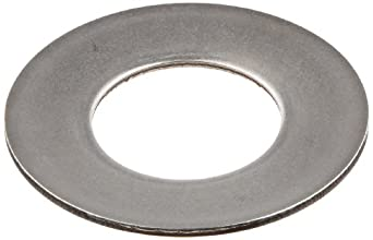 High Carbon Steel Belleville Spring Washers, 1.5 inches Inner Diameter, 3 inches Outside Diameter, 0.213 inches Free Height, 0.18 inches Compressed Height, 2280 foot_pounds Max. Load (Pack of 10)