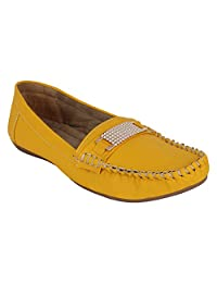 Authentic Vogue Women's Well-looking Casual Loafer - B01AMHJI5I