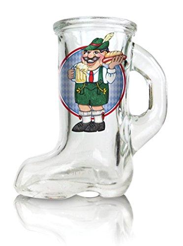 Essence of Europe Gifts Das Beer Boot Oktoberfest Man Shot Glass