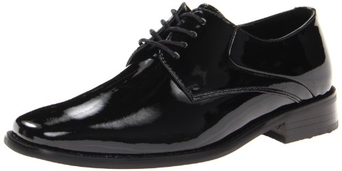 Giorgio Brutini Men's Fallon 17588 Tuxedo Oxford,Black,7.5 M US