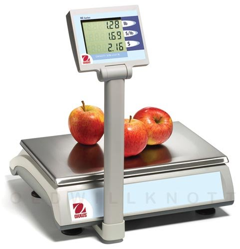 Investment Ohaus Stainless Steel Ntep Certified Re Standard Price Computing Scale, 30Lb X 0.01Lb dispense
