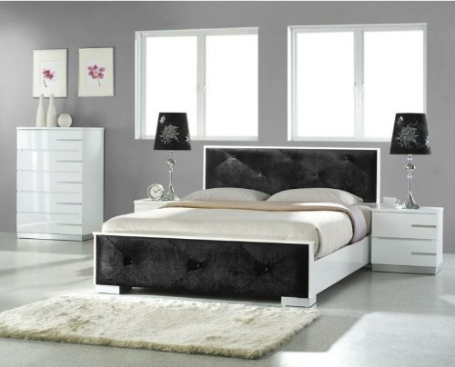 Modern Bedroom Furniture Sets 2560 front