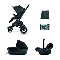 Concord Neo Travel Set (Raven Black) 2015 Range by Concord