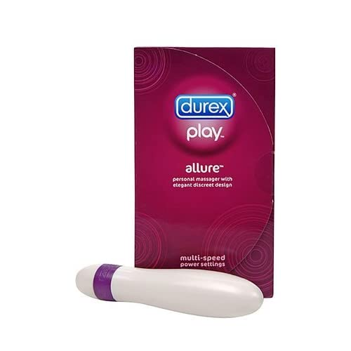 Amazon.com: Durex Play Allure Personal Massager 1 ct (Quantity of 1)