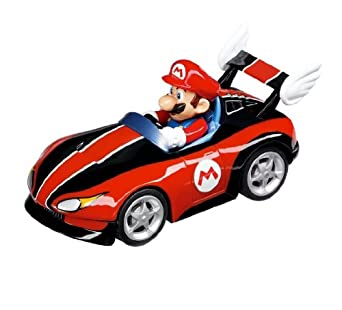 Carrera mario kart wii wild wing mario slot car toys games - Mario kart wii voiture ...